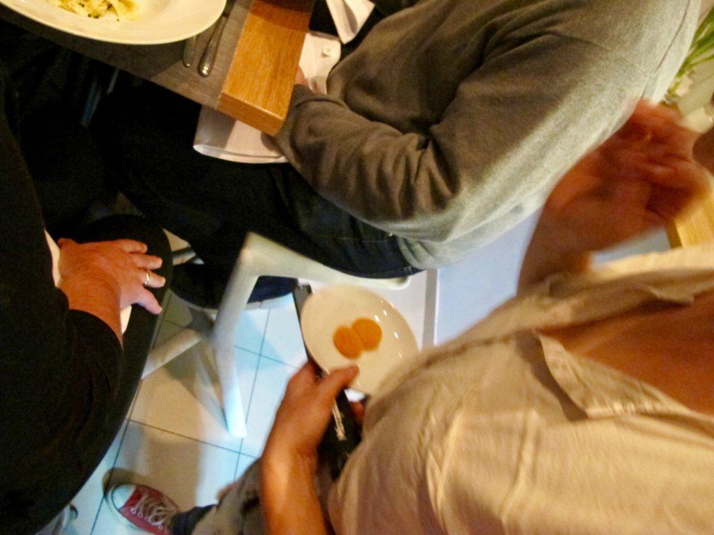 Ei-Parmesan wird erklärt